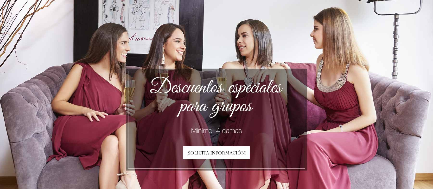 Descuentos Especiales para Damas de Honor